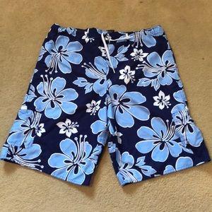 Men's Swim/surf shorts in Blue